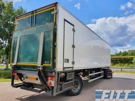 refrigerated semi trailer Renders ROC 12.10 1as gestuurde city koeler bi-temp klep 2011