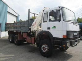 LKW Kipper > 7.5 t Iveco Turbostar 330 330.30 6X4 MANUAL 1993