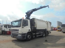 Müllwagen DAF CF 75 6X2 2011