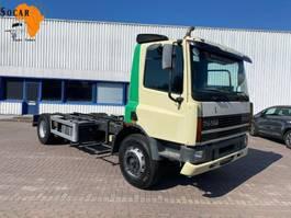 Fahrgestell LKW DAF CF 75.290 euro 2 1999
