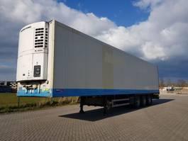 refrigerated semi trailer Schmitz Cargobull SKO 27+ Doppelstock Thermo King 2005