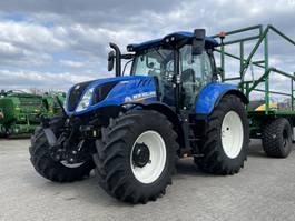 Landwirtschaftlicher Traktor New Holland T6.180 dynamic command 2021