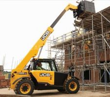 other telehandlers JCB 525-60 2021