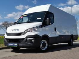closed lcv Iveco Daily 35 S 180 pk 3.0 ltr ac au 2018