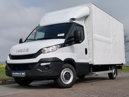 closed lcv Iveco Daily 35 S 14 ac tent 2019