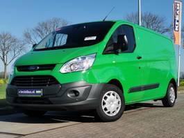 closed lcv Ford Transit Custom 2.2 125 trend l2h1, airc 2015