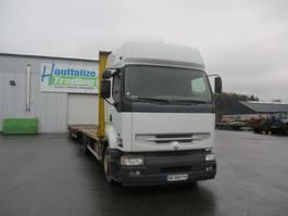 platform truck Renault Premium 420dci + Trailor 3 axles 2005