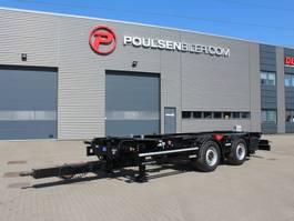 swap body trailer Kögel 2-axle swap body chassis year 2021! 2021