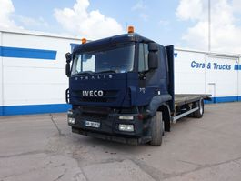 drop side truck Iveco Stralis 310 AT 190S31 FP-D - 4X2 - EURO 5 2009