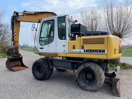 Radbagger Liebherr A900C 2006