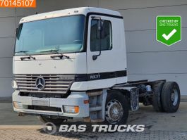 Fahrgestell LKW Mercedes-Benz Actros 1831 4X2 3-Pedals Big-Axle Euro 1 1998