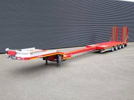 lowloader semi trailer Nooteboom OSDS-58-04V / RAMPEN / 6.8 mtr EXTENDABLE 2015