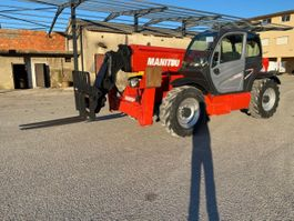 other telehandlers Manitou MT 1436 R 2008