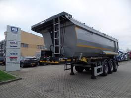 tipper semi trailer OZSAN 3- assige kipper  25m3 2019