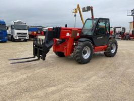 other telehandlers Manitou MT 1740 SLT 2007