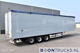 walking floor semi trailer Kraker CF-200 | WALKING FLOOR / SCHUBBODEN 92 M³ * APK 01-2022 2008