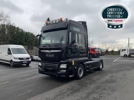 cab over engine MAN TGX 18.500 4X2 LLS Euro6 Retarder Klima Navi ZV 2018