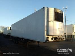 refrigerated semi trailer Schmitz Cargobull Semitrailer Reefer Multitemp Hydr. laadklep 2015