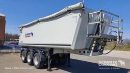 tipper semi trailer Schmitz Cargobull Semitrailer Tipper Alu-square sided body 29m³ 2013