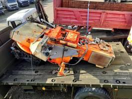 Construction truck part Occ Brandweerwagen opbouw