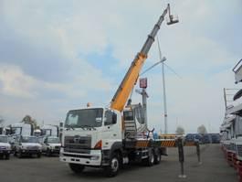 LKW-Arbeitsbühne Hino 700 6X4 2020