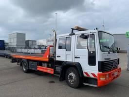 car transporter truck Volvo FL614 depannage / abschlepper /  tow truck 1992