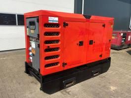 generator SDMO R66 C3 John Deere Leroy Somer 66 kVA Supersilent Rental generatorset Stage 3A 2014