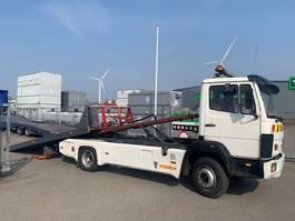car transporter truck Mercedes-Benz 1114 depannage / abschlepper / tow truck 1984