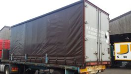 other containers Onbekend 20 ft. container laadbak