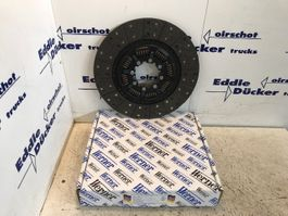 Clutch part truck part Volvo 1669142-20507756-8112601 CLUTCH PLATE 380 MM FH12/FM12/FL12 (NEW)