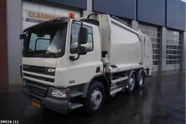 garbage truck DAF CF 250 FAG 75 2010