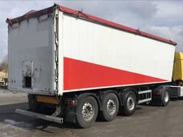 tipper semi trailer Kempf 3 Achs Auflieger SKM 35 3 50 m³ 2011