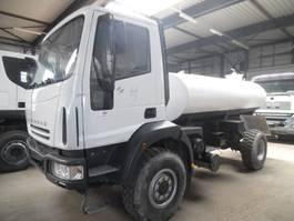 tank truck Iveco Euro Cargo 4x4 water tank 2020