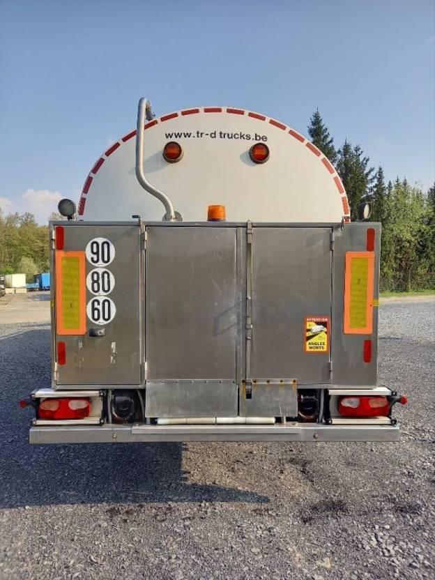 Tankauflieger MAISONNEUVE Foodstuff tank in stainless steel insulated