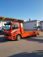tow-recovery truck Mercedes-Benz LTJ 6.4. 2004