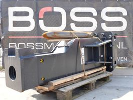 crusher and hammer attachment Mustang HM2900 - New / Unused / CE 2021