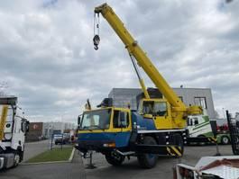 crane truck Liebherr LTM 1030-2.1 4X4 - 6.511 HOURS 2006