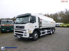 tank truck Volvo FM 330 6x2 fuel tank 19 m3 / 5 comp 2010