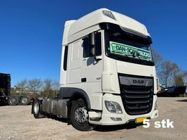 cab over engine DAF XF 480 Aircooler. Euro 6 2019