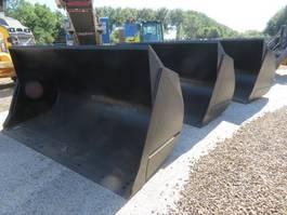 front loader bucket attachment Liebherr L566 / L576 / L580 / L586 q/c connection