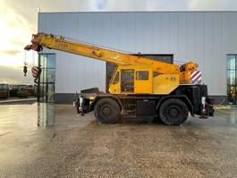 rough terrain crane Tadano TR-300E 1993
