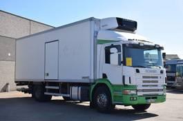 refrigerated truck Scania 124L 340 4X2 2002