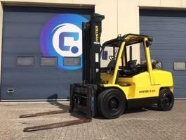 forklift Hyster H5.50 XM Gabelstabler- Forklift - Heftruck -  ton's - ONLY 1753 Hour !! 2003