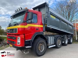 tipper truck > 7.5 t Terberg FM 2000 8x8 Euro 5 2009