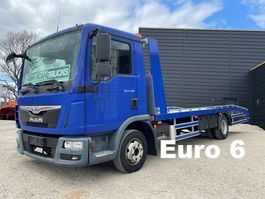 car transporter truck MAN TGL 8 Like new Car Transporter 2014