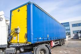tilt semi trailer Samro ST 39 2007