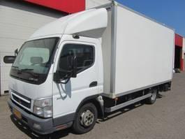 closed box truck Mitsubishi Canter 3C15 2007
