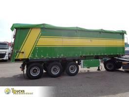 tipper semi trailer LAG 39 KHSL + 41 CUB + 3 AXLE 2000