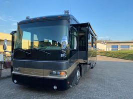 integraded camper MONACO Dynasty 40 2 x Slide-Outs mit Anhänger 2003