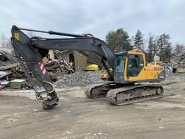 crawler excavator Volvo EC240B NLC 2006